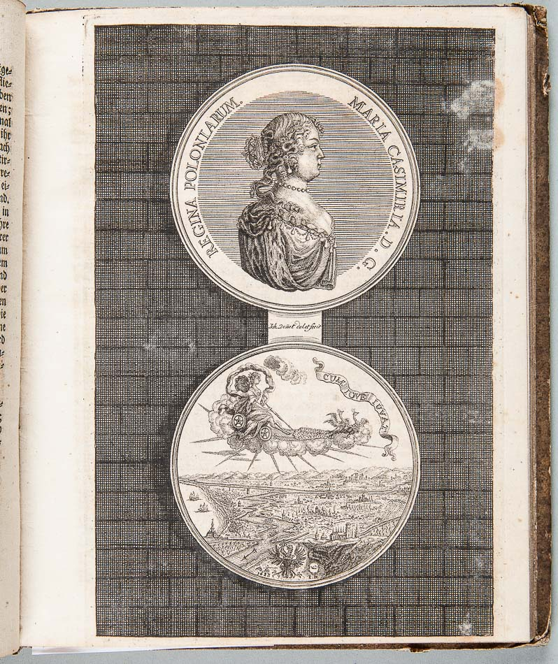 Old prints on medal-making from the NMK collection